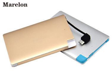 China Multiple Protection USB Power Bank Software Control With Rechargeable Battery supplier