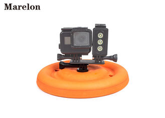 China EVA Material Sports Camera Accessories Gopro Floating Floaty Frisbee supplier
