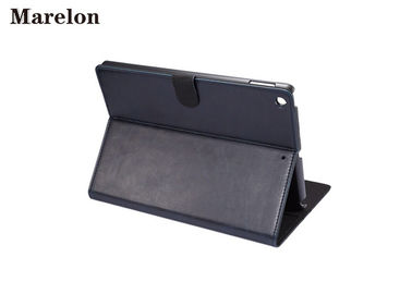 China Ipad Air 2 Tablet Case Cover , Leather Smart Air Case Folded Design supplier