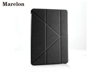 China 8 Colors Stand Leather Ipad Air 2 Smart Cover Elegant And Simple Design supplier