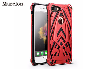 China Stylish Compact Shockproof Iphone 7 Cases Comfortable Grip Easy Installation supplier