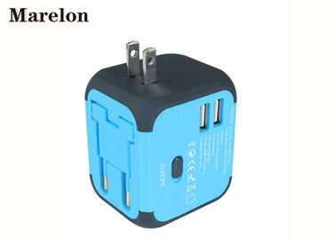 China 10A PC Material Travel Power Adapter Compatible With Electrical Devices supplier