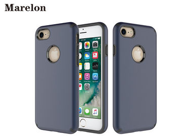 China Soft TPU Hybrid Phone Cover Eco - Friendly 2 In 1 Hard Premium PC Material supplier