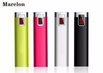 China 1 USB Port Mobile Power Supply / Portable USB Battery Aluminium Alloy Material supplier