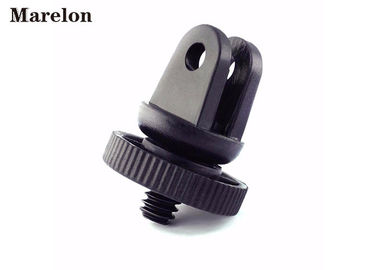 China Lightweight Action Camera Accessories , 1/4' Tripod Thread Suitable For All Camera supplier