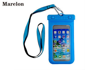 China Galaxy S5 Waterproof Phone Case Smartphone Bag TPU Material 116*190*18mm supplier