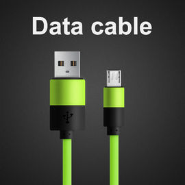 China 5V 2.1A Fast Charging Adapter Micro USB Data Cable A Male to Micro B supplier