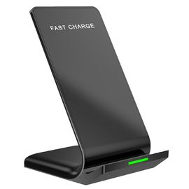 China Qi Fast Wireless Charger samsung wireless charging stand Customized promotional Gifts supplier