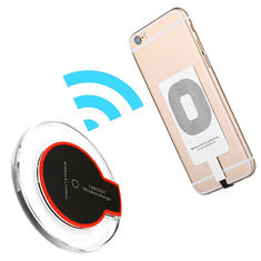 China Qi fast fantasy mobile wireless charger for android / fast charge wireless charging pad supplier