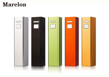 2600mah Rechargeable USB Power Bank / Portable Phone Charger For Promotional Gift