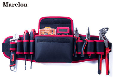 Waist Electrician Tool Bag Belt Pouch For Carpenter Scaffolding Gardening