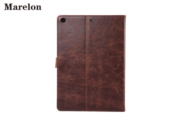 Flip Foldable Cover Ipad Air 2 Leather Case Microfiber Anti - Dirty Lining