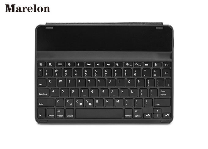 Ultra Thin Bluetooth Keyboard Leather Case X Structure 700mAh For Ipad