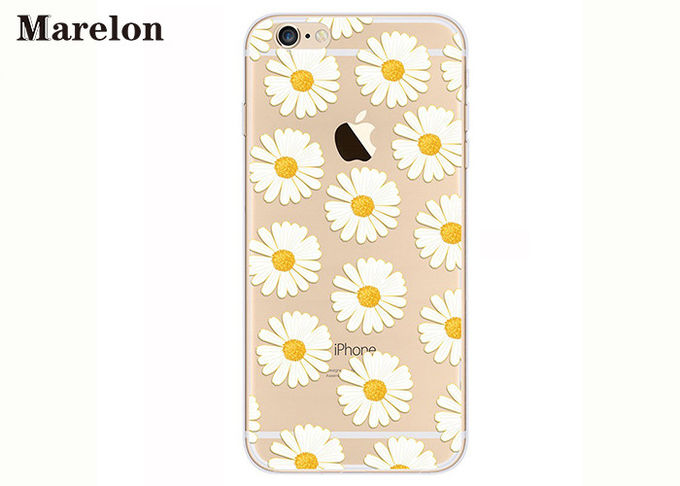 Apple IPhone 6 6s TPU Phone Case Customized Printing Maintaining Phone Sleek Look