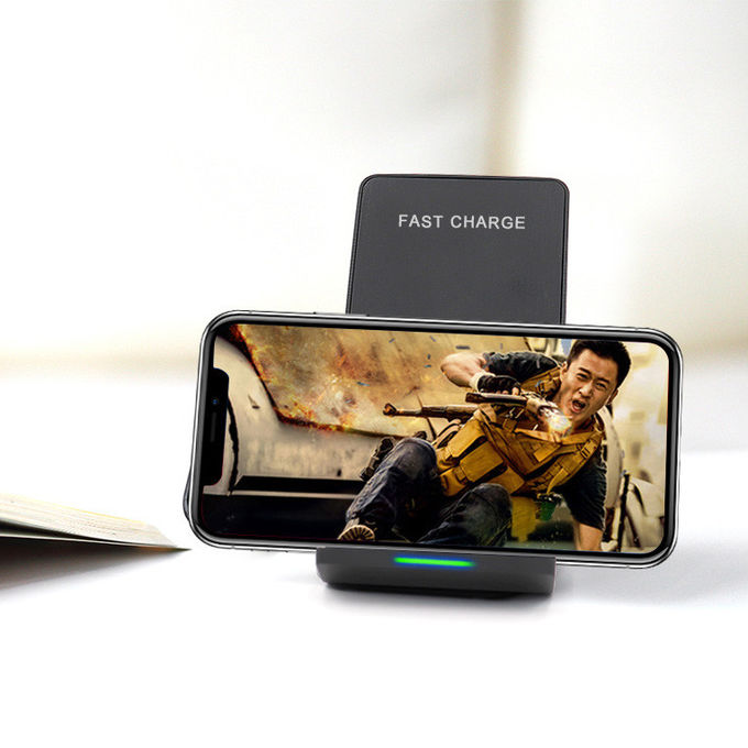 Qi Fast Wireless Charger samsung wireless charging stand Customized promotional Gifts