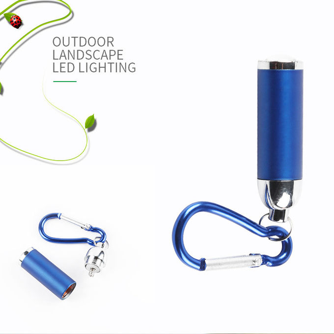Electric Torch Brightest LED Flashlight Lumens Small LED Flashlight With Carabiner